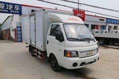 江淮 康铃X5 1.5L 113马力 3.5米单排厢式微卡(国六)(HFC5030XXYPV4E1B4S)图片