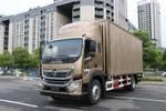 福田 奥铃大黄蜂 220马力 9.78米排半厢式载货车(BJ5166XXYJPFN-AE1)图片