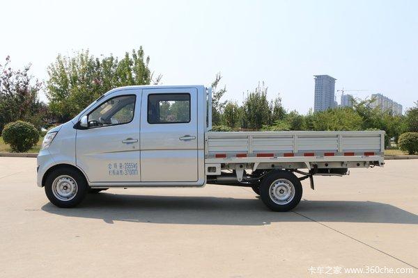 优惠0.4万呼市长安星卡载货车促销中