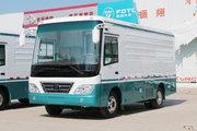 牡丹中巴 高配版 132马力 厢式货车