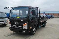 唐骏欧铃 T3系列 116马力 3.88米排半栏板轻卡(ZB1041JPD6V) 卡车图片