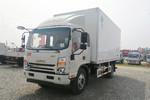 江淮 帅铃Q7 山区版 154马力 5.2米排半厢式轻卡(HFC5141XXYP71K1D1V)图片