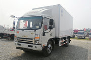 江淮 帅铃Q7 154马力 5.2米排半厢式轻卡(HFC5121XXYP71K1D1V)