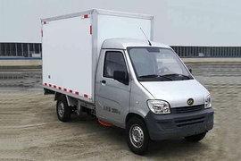 程力新动力 轻量化版 2.505T 2.75米单排纯电动厢式运输车