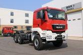 曼(MAN) TGS系列 540马力 6X6 消防车(底盘)(TGS33.540)
