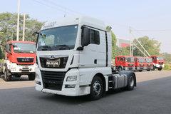 曼(MAN) TGX系列重卡 460马力 4X2 AMT自动挡牵引车(TGX18.460) 卡车图片