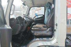 福田 时代领航 130马力 4.2米单排仓栅式轻卡(BJ5043CCY-BG) 卡车图片
