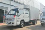 福田 驭菱V2 88马力 柴油 3.05米双排厢式微卡(BJ5032XXY-AQ)图片