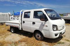 唐骏欧铃 V5系列 129马力 3.01米双排栏板轻卡(国六)(ZB1030VSD5L) 卡车图片