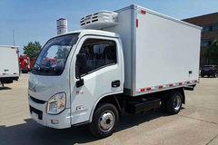 跃进 小福星S70 112马力 4X2 3.26米冷藏车(程力威牌)
