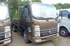 凯马 凯捷M1 102马力 4X2 3.69米排半栏板轻卡(KMC1041A28P5) 卡车图片