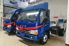 江淮 康铃H6 120马力 4.18米单排厢式轻卡(HFC5043XXYP91K1C2V) 卡车图片