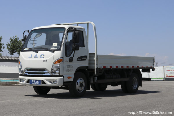 降价促销江淮康铃J3载货车仅售6.88万