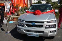 2011款 江淮 瑞铃 106马力 2.5L柴油 标双排皮卡(4JB1) 卡车图片