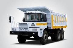 宇通重工 375马力 6X4 宽体矿用自卸车(50吨)