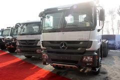 奔驰 Actros重卡 408马力 6X4专用车(底盘)(型号3341) 卡车图片