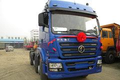 陕汽 德龙M3000重卡 340马力 6X2 牵引车(SX4257GR279) 卡车图片