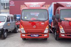 长安跨越 跨越者 95马力 4.165米单排厢式轻卡(SC5050XXYEFD41) 卡车图片