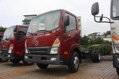 长安跨越 跨越者 102马力 3250轴距单排轻卡底盘(SC1040EFD41) 卡车图片