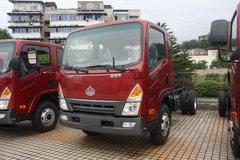 长安跨越 跨越者 102马力 3250轴距排半轻卡底盘(SC1040EFD42) 卡车图片