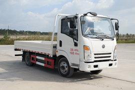 程力新动力 轻量化版 4.5T 4.07米单排纯电动栏板载货车