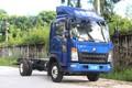 中国重汽HOWO 悍将 95马力 3.65米单排栏板轻卡(ZZ1047C2813E145)
