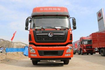 东风商用车 天龙VL 220马力 6X2 9.6米气瓶运输车(DFH5250TQPAXV)