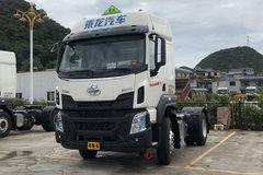 东风柳汽 乘龙H5重卡 330马力 6X4危险品牵引车(LZ4182H7AB)