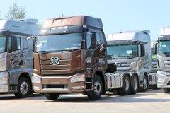 一汽解放 新J6P重卡 质惠版2.0高寒款 420马力 6X4牵引车(CA4250P66K24T1A1E5) 卡车图片