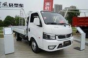 东风途逸 T5 1.6L 105马力 CNG 3.7米单排栏板小卡(国六)(EQ1031S16NC)