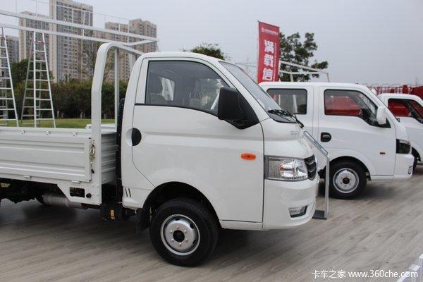 降价促销小霸王W17载货车仅售6.98万
