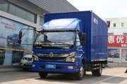 东风 凯普特K6 163马力 4.09米单排厢式轻卡(国六)(EQ5041XXY5CDFAC)