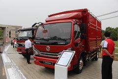 东风 多利卡D6-L 2018款 140马力 单排仓栅式轻卡(国六) 卡车图片