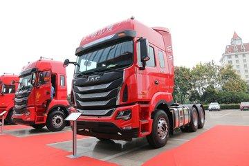 江淮 格尔发K5W重卡 2020款 510马力 6X4牵引车(HFC4251P12K7E33S8V)