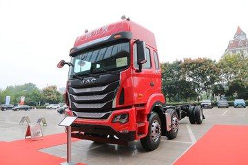 江淮 格尔发K5W重卡 290马力 6X2 7.8米栏板载货车(HFC1251P2K2D46S1V)