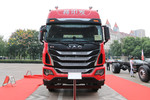 江淮 格尔发K5X重卡 260马力 6X2 9.5米仓栅式载货车(8挡)(HFC5251CCYP2K3D54S1V)图片