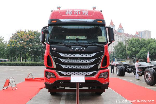 降价促销格尔发K5载货车仅售12.80万