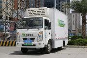 东风华神 特商 4.5T 4.05米纯电动厢式轻卡(EQ5045XXYTBEV4)72.1kWh