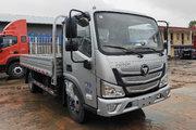 福田 欧马可S3系 156马力 5.15米单排栏板轻卡(国六)(BJ1108VEJED-F3)