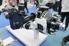 梅州HZM10010 400K ALU 10吨双胎空气悬挂(鼓式)