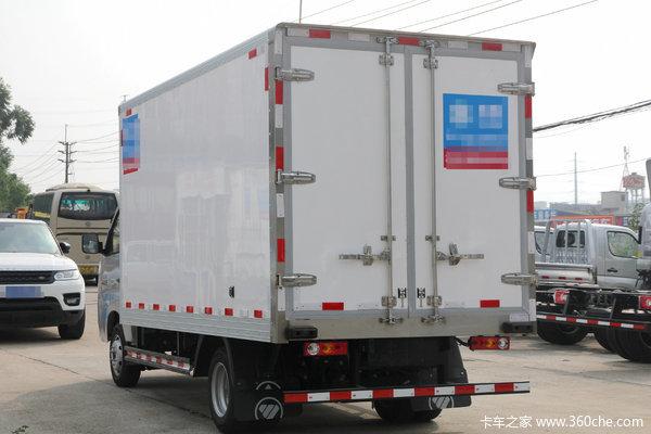 天津地区优惠0.5万祥菱M2冷藏车促销中