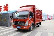 福田 时代领航 高配版 143马力 4.23米单排仓栅式轻卡(BJ5043CCY-BG)