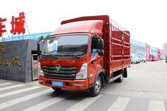 福田 时代领航 高配版 143马力 4.23米单排仓栅式轻卡(BJ5043CCY-BG) 卡车图片