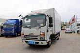 江淮 帅铃Q3 120马力 4X2 4.015米单排冷藏车(HFC5041XLCP73K2C3V)