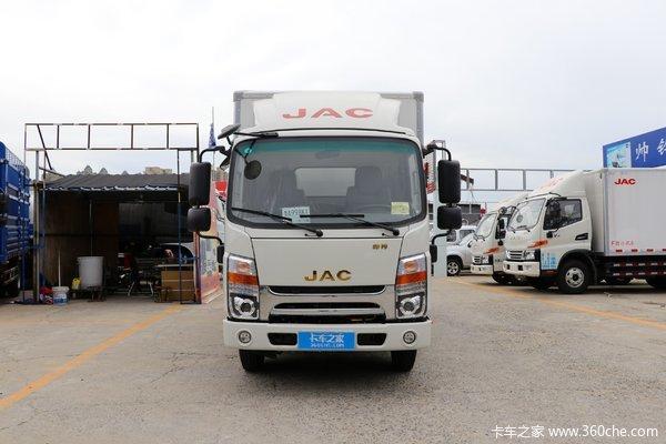 北京地区优惠0.5万帅铃Q3冷藏车促销中