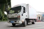 江淮 帅铃Q6 152马力 4米单排冷藏车(HFC5043XLCVZ)图片