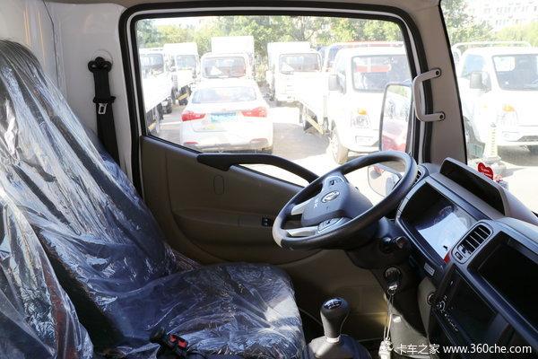 优惠1万台州东风凯普特K6-N载货促销中