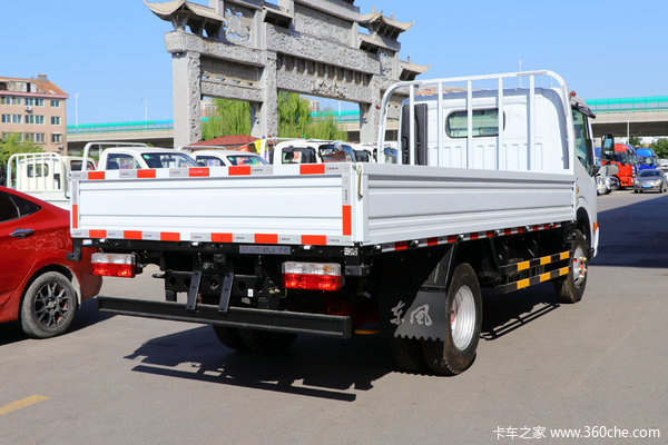 降价促销镇江凯普特载货车仅售9.48万