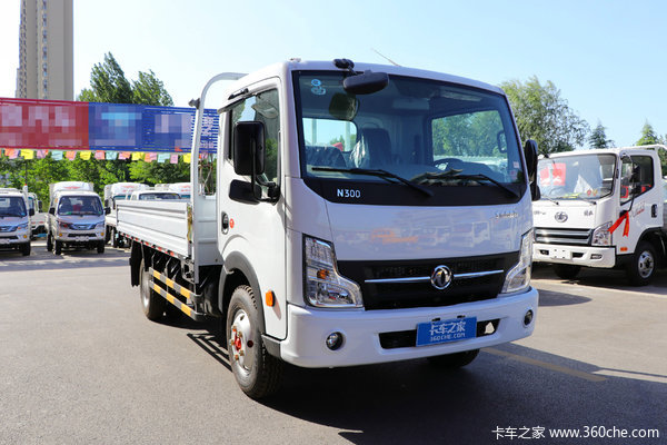 优惠0.2万凯普特K6-N系列载货车促销中