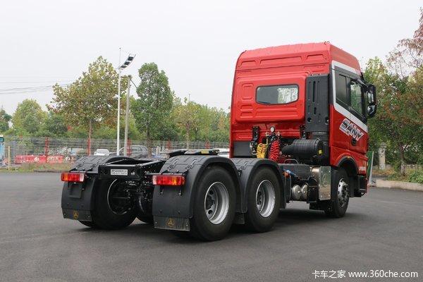 仅售28.80万三一重卡牵引车优惠促销